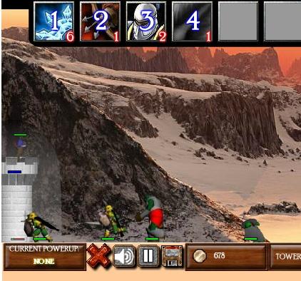 Игра 12 башен онлайн