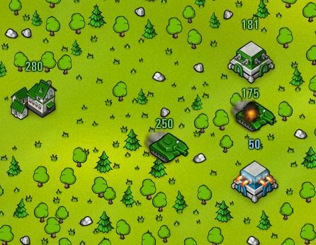 Игра Battle March онлайн