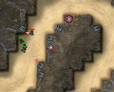 Игра Canyon Defense онлайн