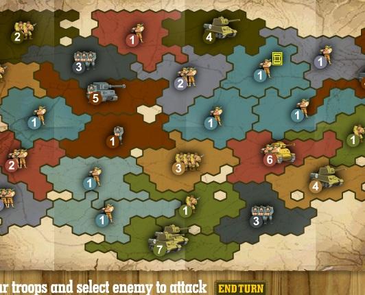 Игра World Wars 2 онлайн