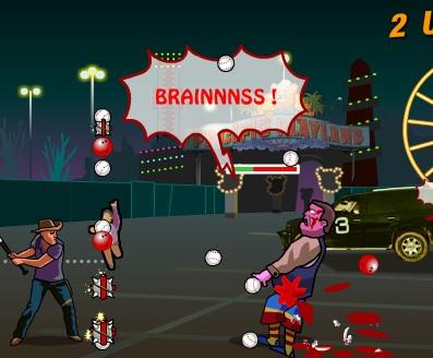 Игра Zombieland онлайн
