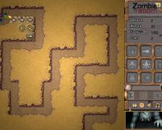 Игра Атака зомби онлайн