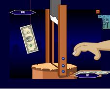 Игра Безрукий миллионер онлайн