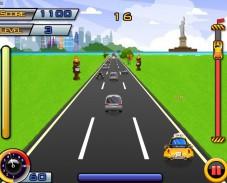 Игра Безумное такси онлайн