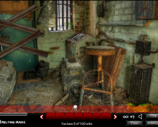 Игра Брошенный зал онлайн