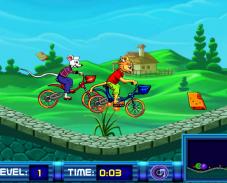 Игра Велогонки онлайн