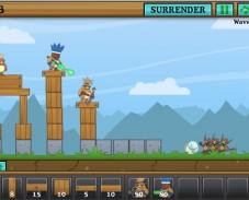Игра Взятие крепости онлайн