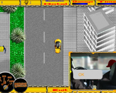 Игра Водитель такси онлайн