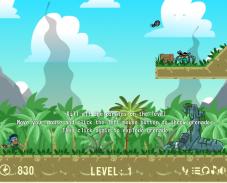 Игра Война в джунглях онлайн