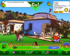 Игра Война муравея онлайн