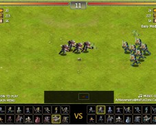 Игра Война Miragine онлайн
