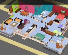 Игра Выход из дома 4 онлайн