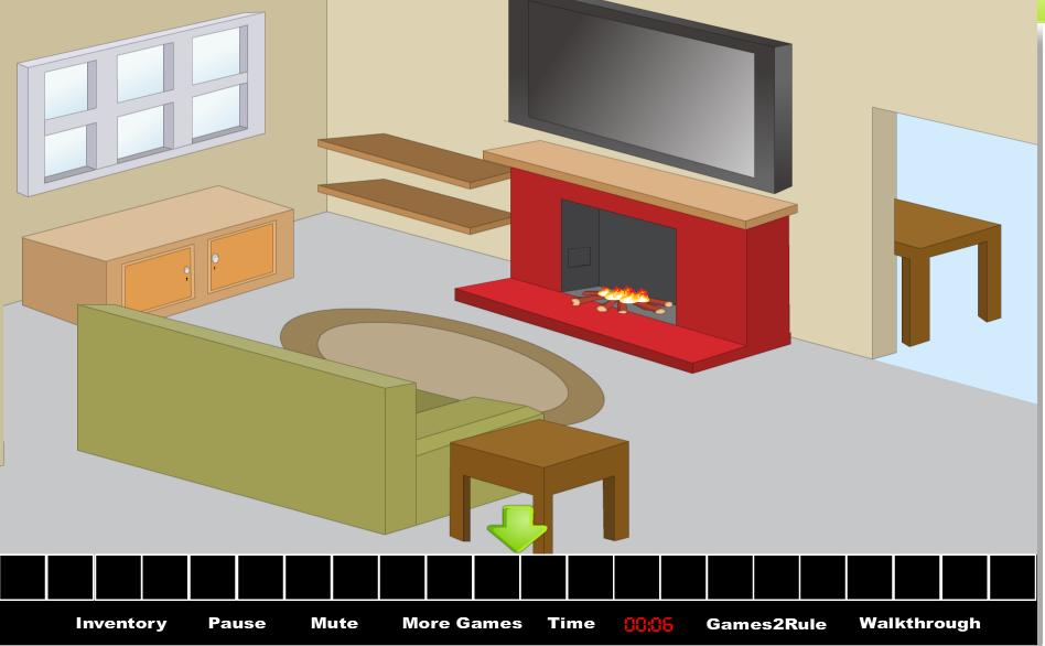 Игра Выход из дома 5 онлайн