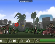 Игра В пламени огня онлайн