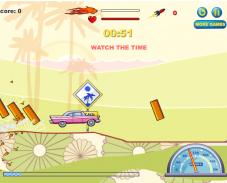 Игра ГТА: Пляжная погоня 2 онлайн