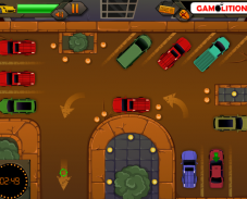 Игра ГТА 5 car thief parking онлайн
