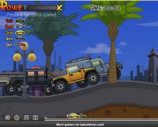 Игра Гонки грузовиков онлайн