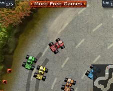 Игра Гонки на внедорожнике онлайн