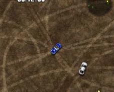 Игра Гонки на выживание онлайн