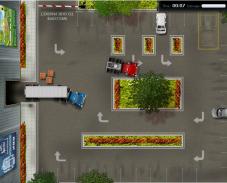 Игра Гонки на грузовиках онлайн