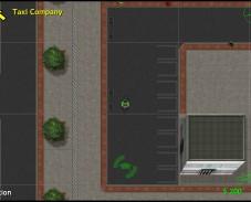 Игра Городской водитель онлайн
