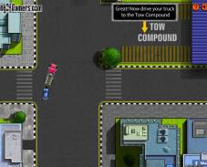 Игра Грузовик эвакуатор онлайн