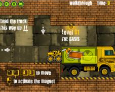 Игра Грузовой погрузчик 3 онлайн