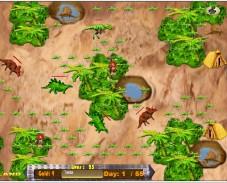 Игра Доисторические люди онлайн