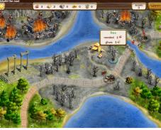 Игра Дороги Рима 3 онлайн