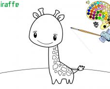 Игра Жирафик онлайн
