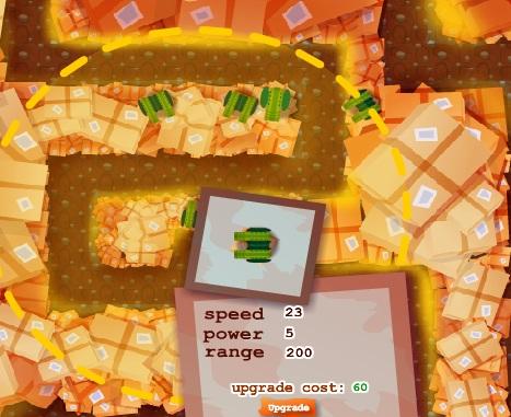 Игра Защита от жуков онлайн