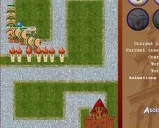 Игра Защита принцессы онлайн