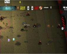Игра Зверский футбол онлайн