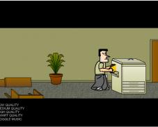 Игра Злой персонал онлайн