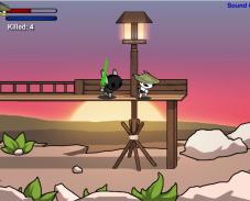 Игра Кролик убийца 3 онлайн