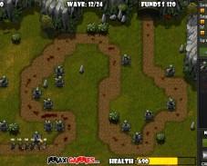 Игра Линия Обороны 2 онлайн