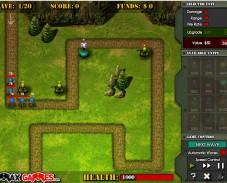 Игра Линия Обороны онлайн