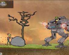 Игра Массовое уничтожение зомби 2 онлайн
