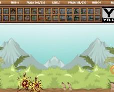 Игра Мини армия онлайн