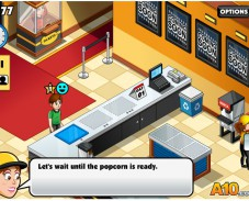 Игра Мой кинотеатр онлайн