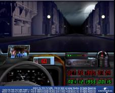 Игра Назад в будущее онлайн