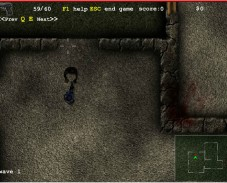 Игра Нападение зомби онлайн