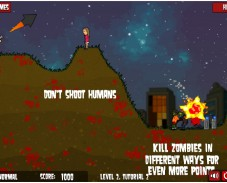 Игра Нашествие Зомби 2 онлайн