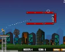 Игра Нашествие Зомби онлайн