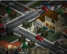 Игра Наёмники против зомби онлайн