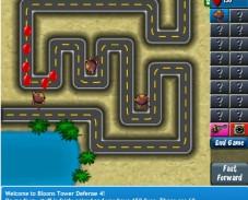 Игра Оборона бананами онлайн