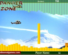 Игра Опасная зона онлайн