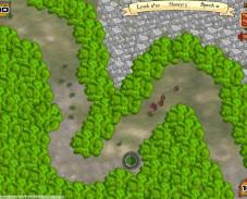 Игра Охрана башни онлайн