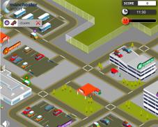 Игра Парковка автомобиля онлайн