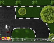 Игра Парковка задним ходом онлайн